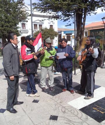 Agrupación Ñampi Bolivia presentará nuevos temas