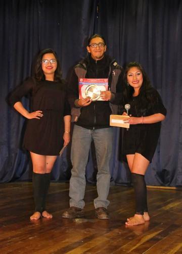 Premian a los mejores de festival de teatro