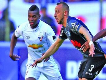Liga de Quito elimina a Bolívar