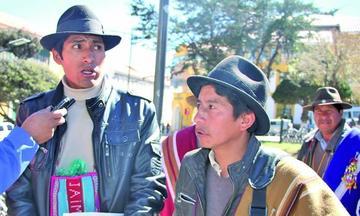 Comunarios de Jesús Valle inician querella por avasallamiento a la UATF