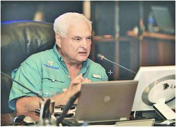 Hoy definen sobre la extradición de un expresidente de Panamá