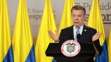 Santos encamina recta final de su mandato en Colombia