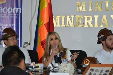 Regalías mineras suben más de 35 % y llegan a Bs 547 millones