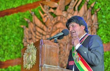 Bolivia defenderá el Silala ante la Corte Internacional de Justicia