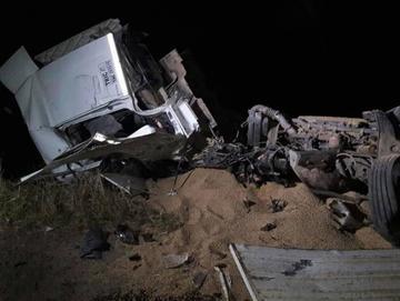 Hay dos muertos y, al menos, ocho heridos en accidentes en Santa Cruz