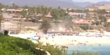 Tres personas mueren en un ataque en playa mexicana de Los Cabos