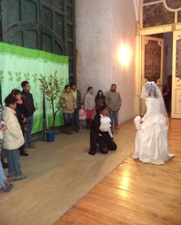 Relatan crónicas y cuentos en La Catedral