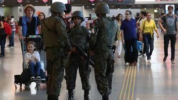Detienen a 63 hombres en Río de Janeiro por crímenes contra mujeres