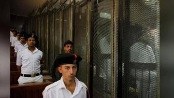 La justicia en Egipto confirma la  pena de muerte para 12 personas