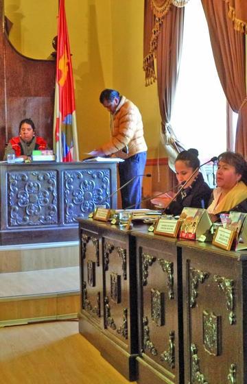 Concejales gastan más de 141.000 Bolivianos en viáticos para viajes