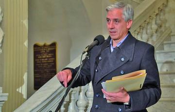 Gobierno: hay varias denuncias sobre sacerdotes pederastas