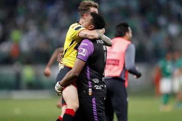 Barcelona elimina al Palmeiras