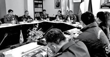 Policía y Carabineros acuerdan dos reuniones técnicas en Arica