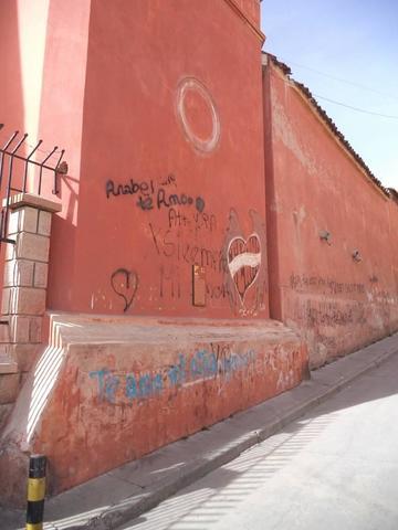 Sale ley que protege el patrimonio de grafitis