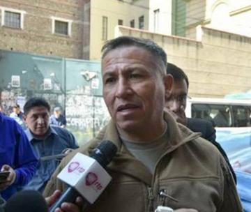 Excomandante de La Paz pide modificar su detención domiciliaria