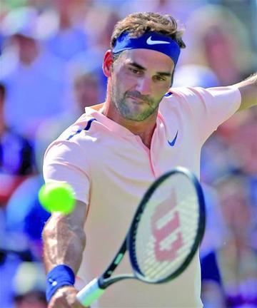 Federer quiere conquistar su tercera Copa Rogers
