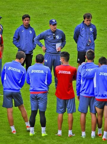 Bolívar busca su primera victoria del torneo