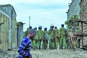 Protestas poselectorales dejan decenas de fallecidos en Kenia