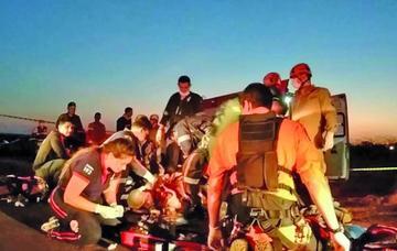 Brasil: internan a exsenador Pinto tras accidente aéreo