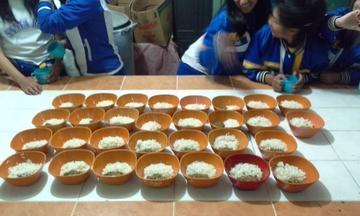 La Alcaldía coordina distribución del desayuno escolar