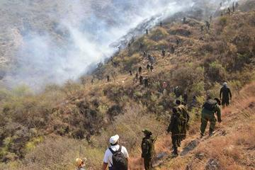 Confirman muerte de una tercera persona en el incendio en Sama