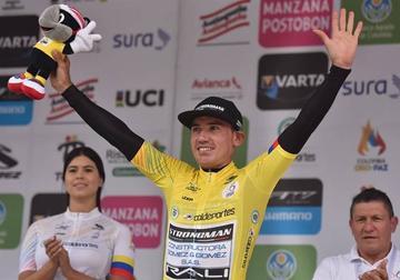 Cala gana la Vuelta a Colombia