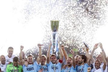 Lazio conquista la Supercopa italiana tras vencer a Juventus