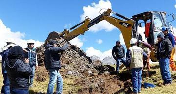Envío del agua La Palca - Potosí  tendrá 5 estaciones de bombeo