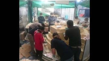 En Yacuiba degustan queso más grande de Sudamérica