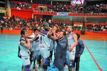 Calero debe ganar un partido en Cochabamba para llegar a la final