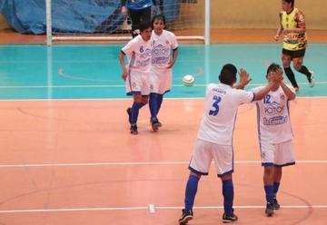 Concepción se prepara para su siguiente duelo de la Liga Nacional de Futsal