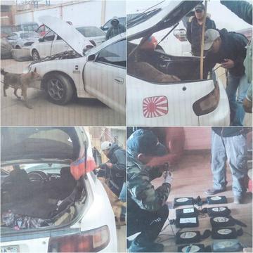 La Felcn confisca cocaína pero no existen personas detenidas