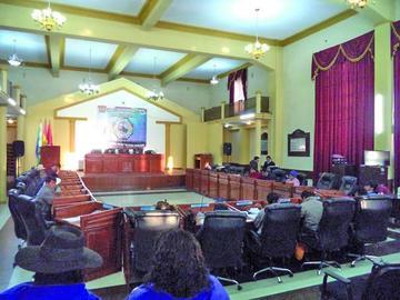 La Asamblea Legislativa aprueba tres leyes en sesión ordinaria.