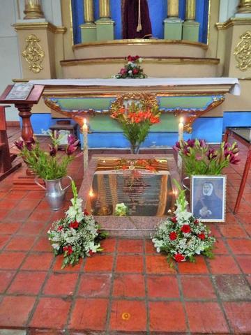 Misa del sábado recordará muerte de Vicente Bernedo