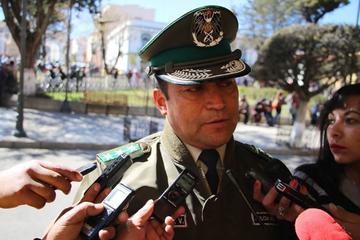 Más de un millar de efectivos policiales vigilarán en Ch'utillos