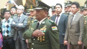 La Fiscalía sigue de oficio denuncia contra el comandante de la Policía