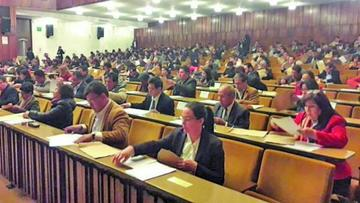 Elecciones judiciales: se habilitan 188 aspirantes a la fase de entrevista