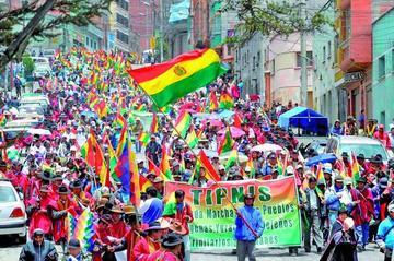 Anuncian demanda internacional y marchas en defensa del Tipnis