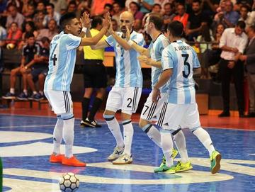 Argentina y Paraguay definirán el título en la Liga Sudamericana de Futsal