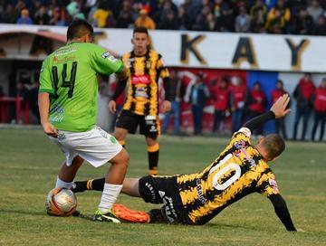 El Tigre resigna un empate en casa