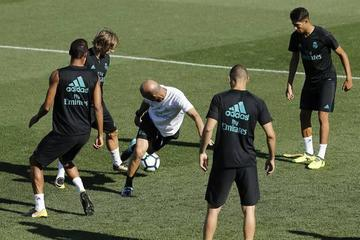 Real Madrid inicia la defensa del título