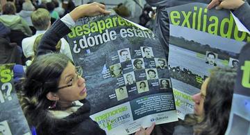 Se abrirán los archivos clasificados para aclarar crímenes de las dictadura