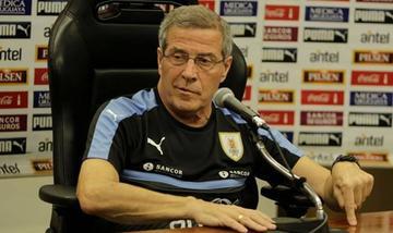 Tabárez anunciará la lista de convocados en Uruguay