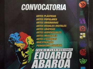 """Lanzan el premio """"Eduardo Abaroa"""""""