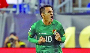 Jhasmani Campos llega para sumarse a la Verde