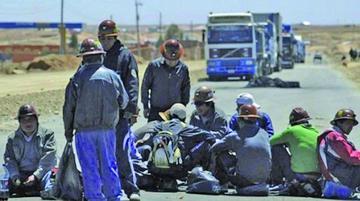 Caso Illanes: ordenan liberación de dos cooperativistas mineros