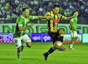 El Tigre frena a Oriente en su casa