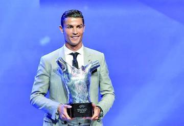 Ronaldo se apodera de la corona europea