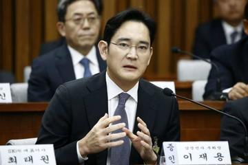 El heredero de Samsung es condenado por corrupción