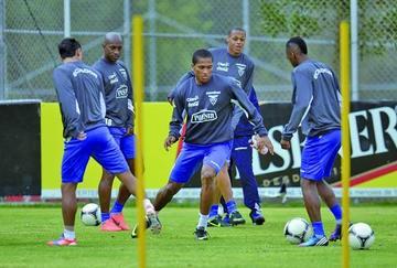 La selección de Ecuador va a Brasil por el milagro de ganar